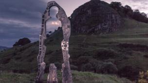 Spirit of Scotland monument