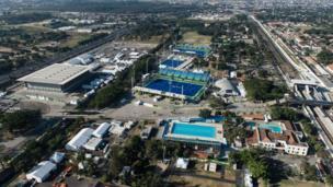 Олимпийский хоккейный центр и Молодежная Арена