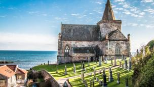 St Monans Auld Kirk