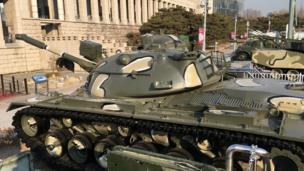 Xe thiết giáp của quân đội miền Nam
