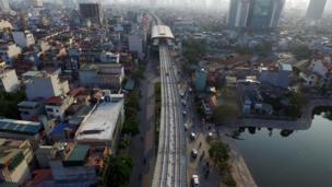 Đường sắt trên cao tuyến Cát Linh - Hà Đông
