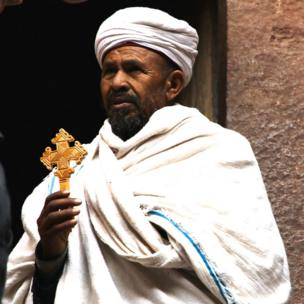 In pictures: The churches of Lalibela in Ethiopia - BBC News
