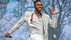 Whatcha Say Swansea! As the clouds clear over Swansea Bay, Jason Derulo owns the Biggest Weekend stage