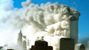 যুক্তরাষ্ট্রে ২০০১ সালের ১১ই সেপ্টেম্বরের সন্ত্রাসী হামলা