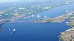 Crossings over the Firth of Forth