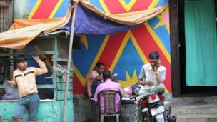 Sonagachi, India