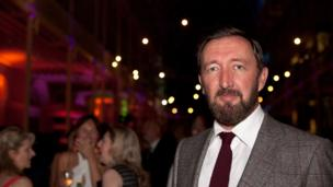 Harry Potter and Game of Thrones star, Ralph Ineson also attended the Opening Gala