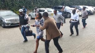 Shambulio la Hoteli ya Dusit jijini Nairobi