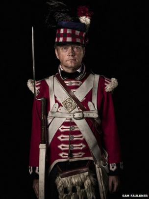 Private, 42nd Royal Highland Regiment of Foot (The Black Watch), Britain