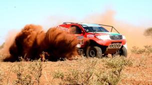 2015 Kalahari