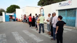 الناخبين في تونس