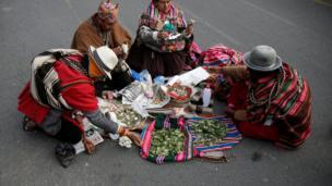 Bolivia, Viracocha III, cile
