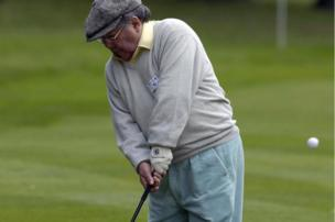Corbett was a passionate golfer and competed in numerous charity tournaments. He regularly played with friend Sir Bruce Forsyth as well as other showbusiness friends