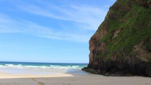 Tolsta beach