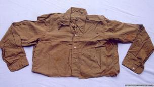 Bhagat Singh's shirt