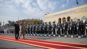 ایران، پاکستانت آرمی چیف