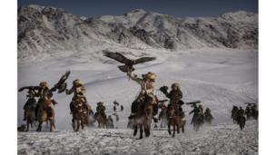 Eagle Hunters of Western China