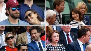 Bradley Cooper, Cliff Richard, Gemma Arterton, Sienna Miller, Bennett Miller, Keeley Hawes