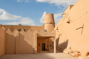 Fortaleza Masmak en Riad