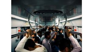 """Foto de un lector de BBC Mundo por el tema """"Transporte público"""""""