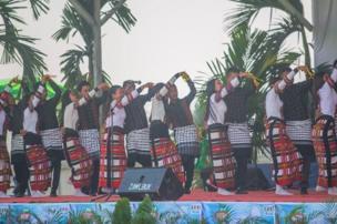 မီဇိုးရိုးရာ ကြပ်ကြာရ်ကုတ်ပွဲ