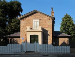 Turner's House in Twickenham