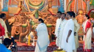 बंगाल की दुर्गापूजा
