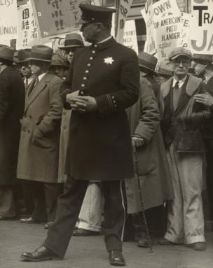 General Strike, San Francisco, 1934