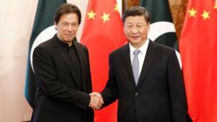 وزیر اعظم عمران خان دورہ چین
