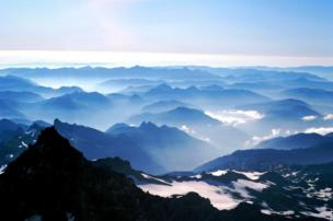 in_pictures Mount Rainier
