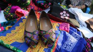 جشنواره سوزندوزی در کابل