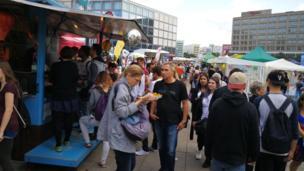 فستیوال وگان در برلین