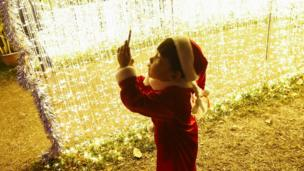 क्रिसमस की तैयारी