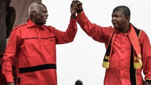 Angola : le MPLA remporte les élections et reste au pouvoir après plus de 40 ans. José Eduardo Dos Santos sera remplacé par son dauphin Joao Lourenço.