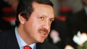 Cumhurbaşkanı Recep Tayyip Erdoğan o zamanlar İstanbul Büyükşehir Belediye Başkanıydı