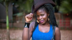 Susie Nancy, known as Nansereko Susan