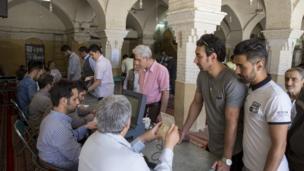 ایرانی ووٹر