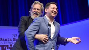 Jeff Bridges with Scott Feinberg