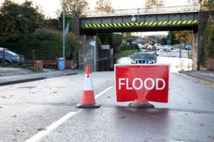 أمطار غزيرة تضرب مناطق في شمالي إنجلترا