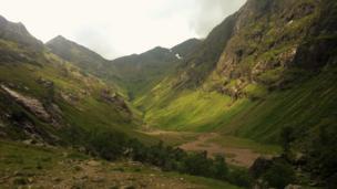 Hidden Valley, Glen Coe