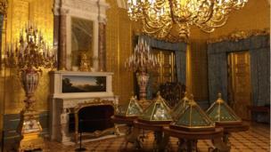 Ermitaj nafaqat Rossiya, balki dunyodagi eng yirik badiiy va madaniy-tarixiy muzeylardan biri hisoblanadi.