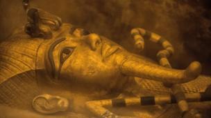 King Tutankhamun tomb