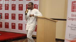 Editor of di BBC Pidgin Service, Adejuwon Soyinka na im welcom evribodi