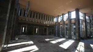 Вестибюль парламента