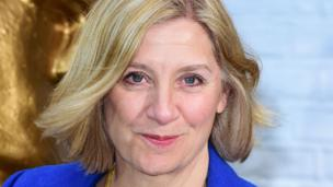 Victoria Wood pictured in April 2015