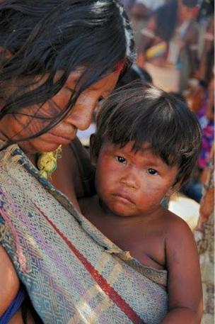 Indígenas do Xingu