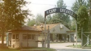 Camp Greaves in the 1990s