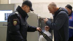 Aparat keamanan Rusia