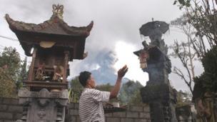 Bali, Gunung Agung,