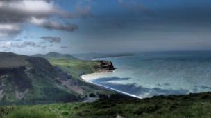 Nant Gwrtheyrn on the Llyn Peninsula